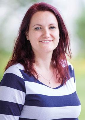 Anna Schulz, Leitung der Schulsozialarbeit in der Paul-Gerhardt-Schule